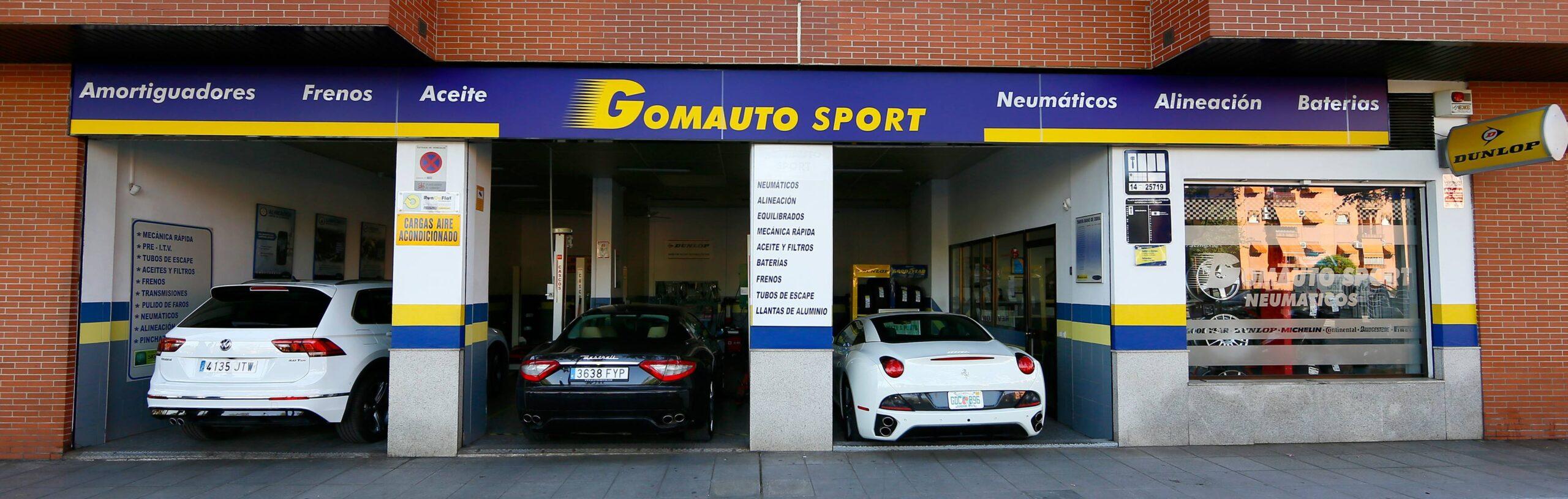 gomauto sport es tu taller de neumaticos en Córdoba capital